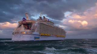 Harmony of the Seas: Tour In 60 Seconds | Royal Caribbean