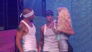 Nicki Minaj Free Concert NYC 8-14-2012