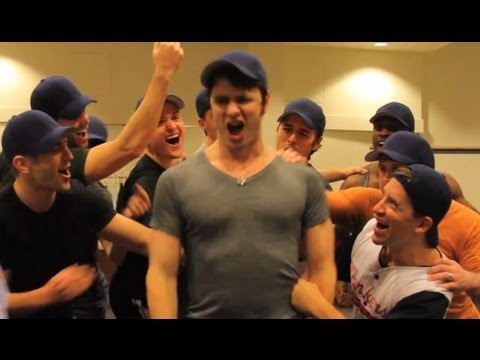 Damn Yankees Musical - Behind the Scenes with the Cast and Choreographer