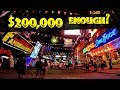 Is $200,000 US Enough to RETIRE in PATTAYA?