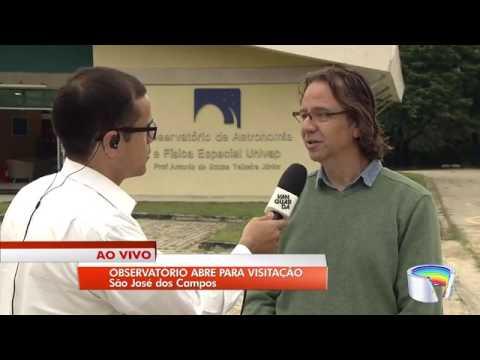 UNIVAP Entrevista sobre o meteoro em São Paulo