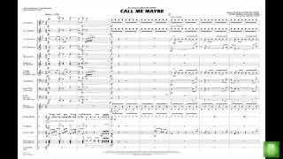 Call Me Maybe arranged by Michael Brown