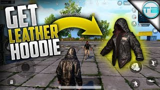 How To Get LEATHER HOODIE In PUBG Mobile 0.7.0 Global BETA!! - Leather Hoodie EASTER EGG