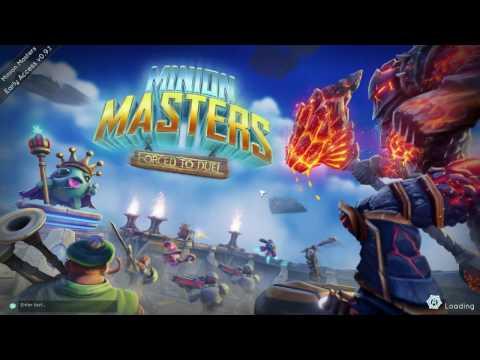 Minion Masters! Ep.1