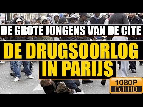 Grote Jongens van de Cite: de Drugsoorlog in Parijs  1080 HD