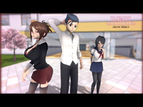Yandere Simulator Demo Concept: Secret Mida`s【Mida Elimination Method 】