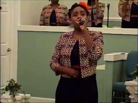 """I Will Trust"" | Delicia Battle | Gospel Unlimited Inspirational Choir"