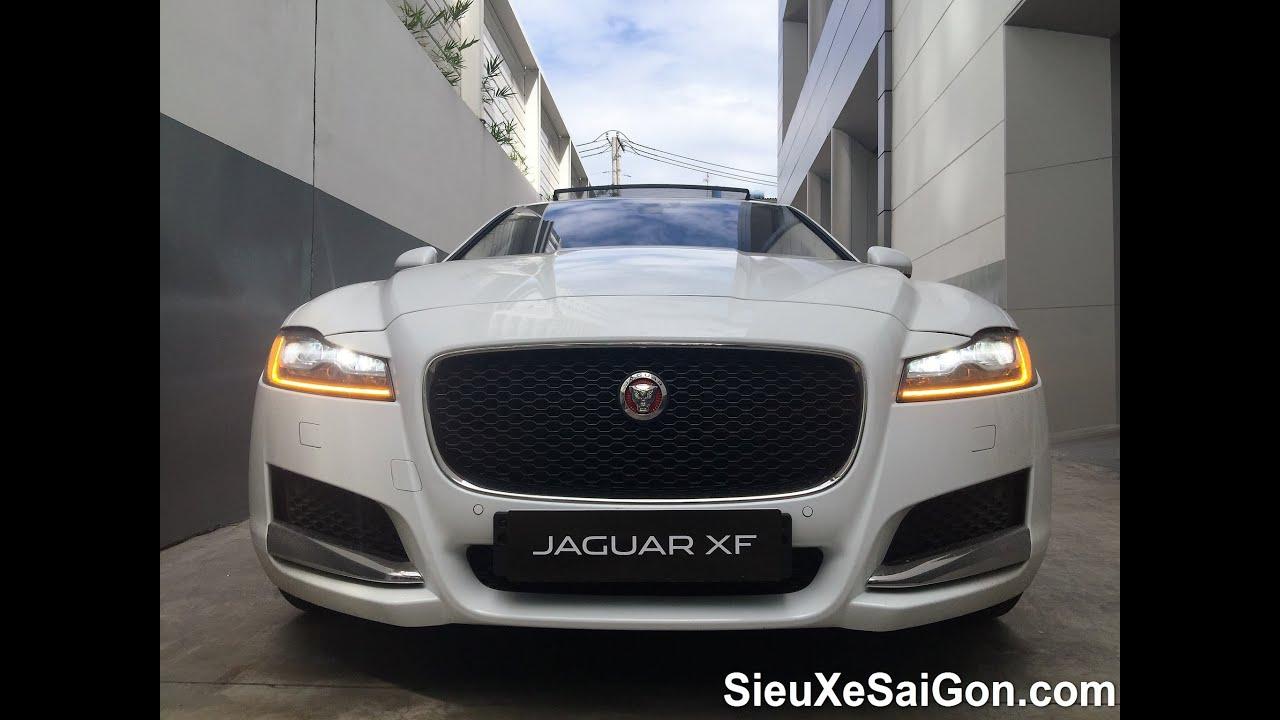 2017 All New Jaguar Xf Sedan Review BẢn Pure Vs Prestige