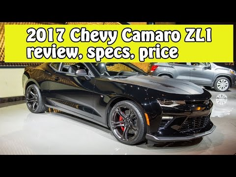 2017 Chevrolet Camaro Zl1 Best Youtube Reviews HD/4K