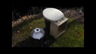 Do It Yourself, Simple Composting Toilet