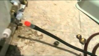 Заправка кондиционера газом(, 2014-05-09T20:27:29.000Z)
