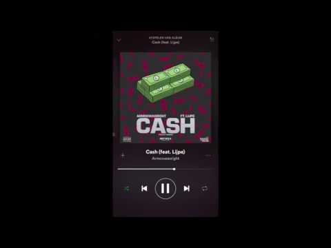 Armoo - Cash ft. Lijpe (Prod Monsif)