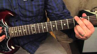 3 doors down here without you how to play the intro guitar lesson tutorial
