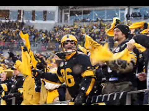 Steelers: Here We Go - 2008-09 version