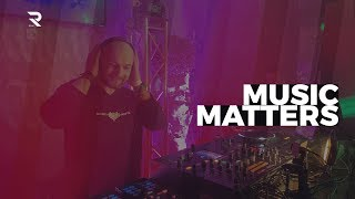 PLAYDAY Pres. Music Matters @Jonh Gotti | R_sound (13.04.2019)