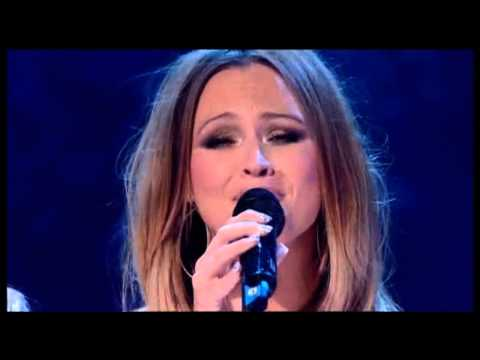 GIRLS ALOUD ON CHRISTMAS TOP OF THE POPS 2012