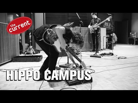Hippo Campus - Souls (Live at The Current, 2016)