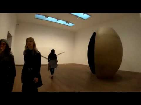 Tate Modern Walkthrough Tour - 4k - April 2019