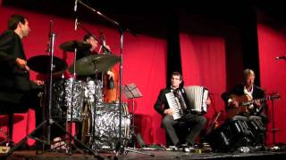 The Marc Atkinson Quartet - Russian Rag