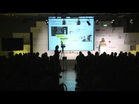 re:publica 2013 - Elisabeth Rank: Bis dass der Tod uns scheidet - Soziale Medien und der Umgang mit on YouTube