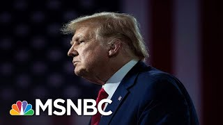 Velshi: We're Watching The Rise Of A Trump Dictatorship | MSNBC