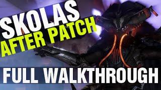 Skolas's Revenge AFTER PATCH Full Walkthrough Destiny