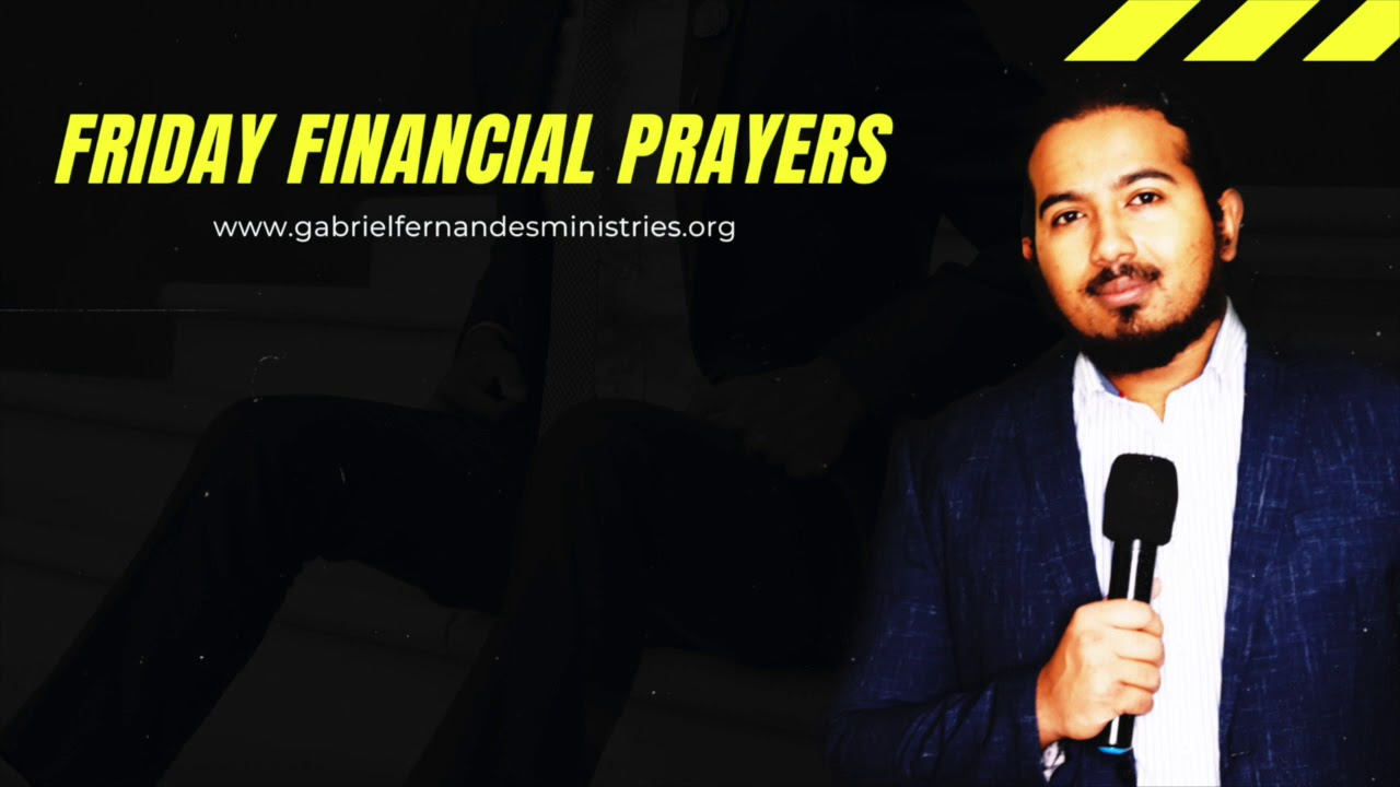 BIBLE SUPERNATURAL SECRETS FOR SUCCESS & PRAYERS TO BE VERY SUCCESSFUL - EV. GABRIEL FERNANDES
