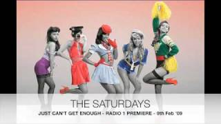 The Saturdays - Just Can't Get Enough (R...