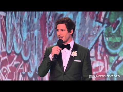 Andy Samberg Monologue - 2013 Independent Spirit Awards