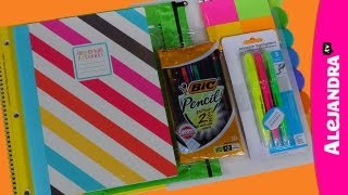 Back to School Supplies Haul 2013-14 - Shopping at Walmart (Part 2 of 3) Thumbnail