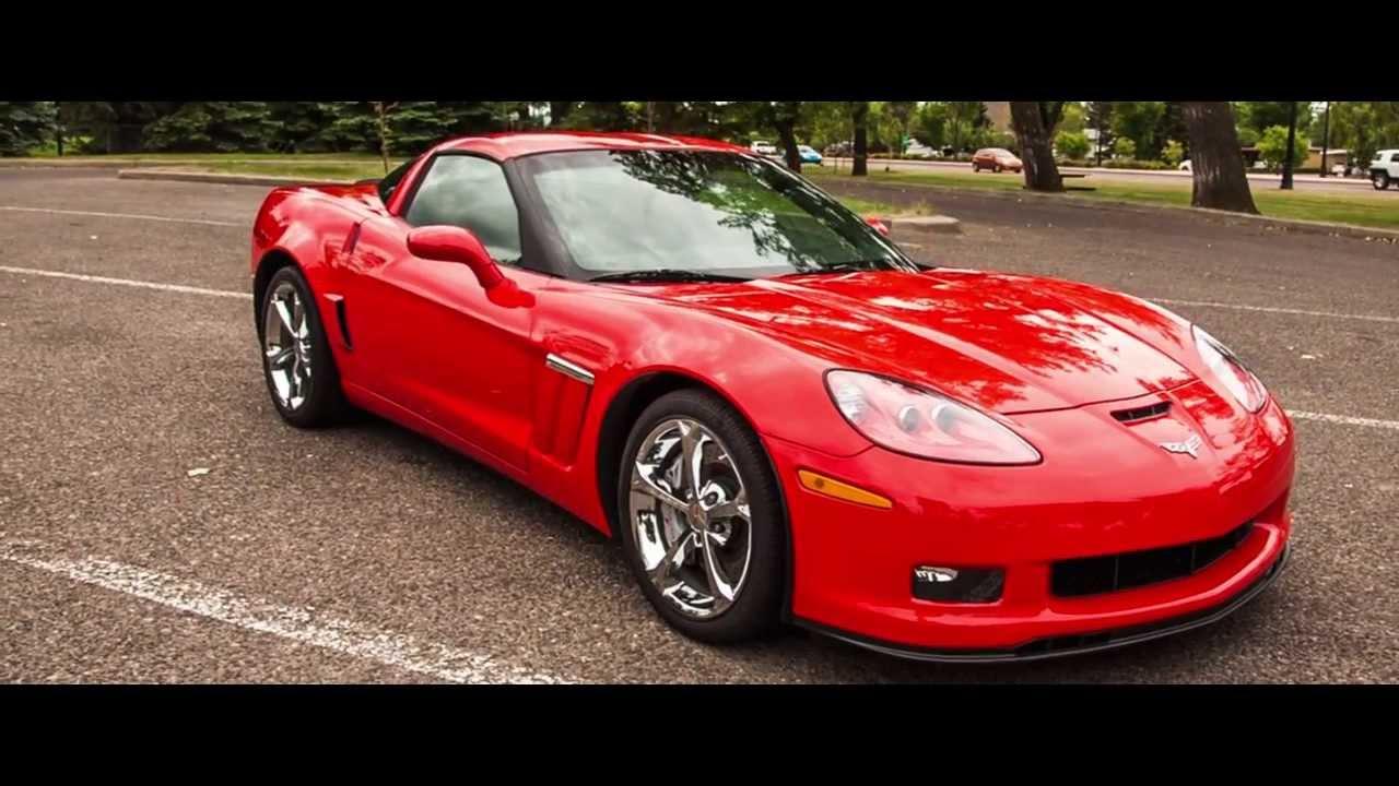 used 2013 chevrolet corvette grand sport for sale in alberta youtube. Black Bedroom Furniture Sets. Home Design Ideas