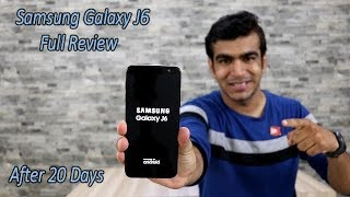 Samsung Galaxy J6(2018) Full Review In HINDI !! Review After 20 Days , HINDI