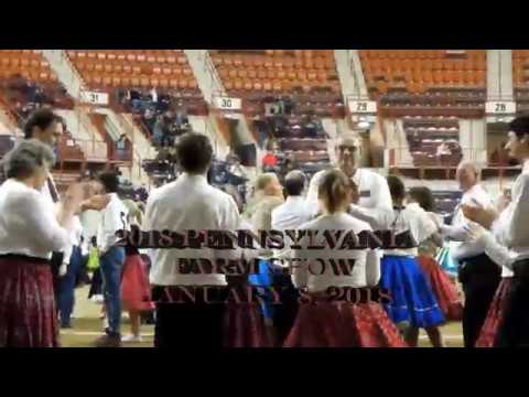 Official Trailer for the 2018 Pennsylvania Farm Show Square Dance Competition