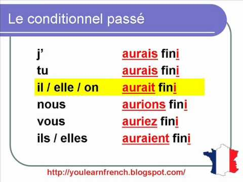 french cond tense How do you say 'hair conditioner' in french here's a list of phrases you may be looking for.