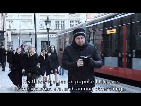 Prague students - NEW FACES 2018