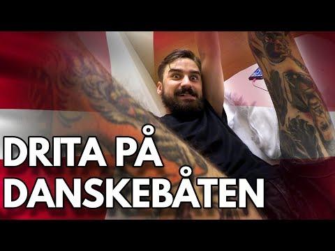 96 TIMER PÅ FYLLA I DANMARK