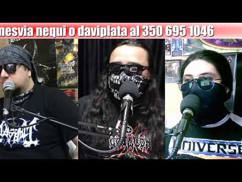 Noches de Maldito Metal - 08-10-2020