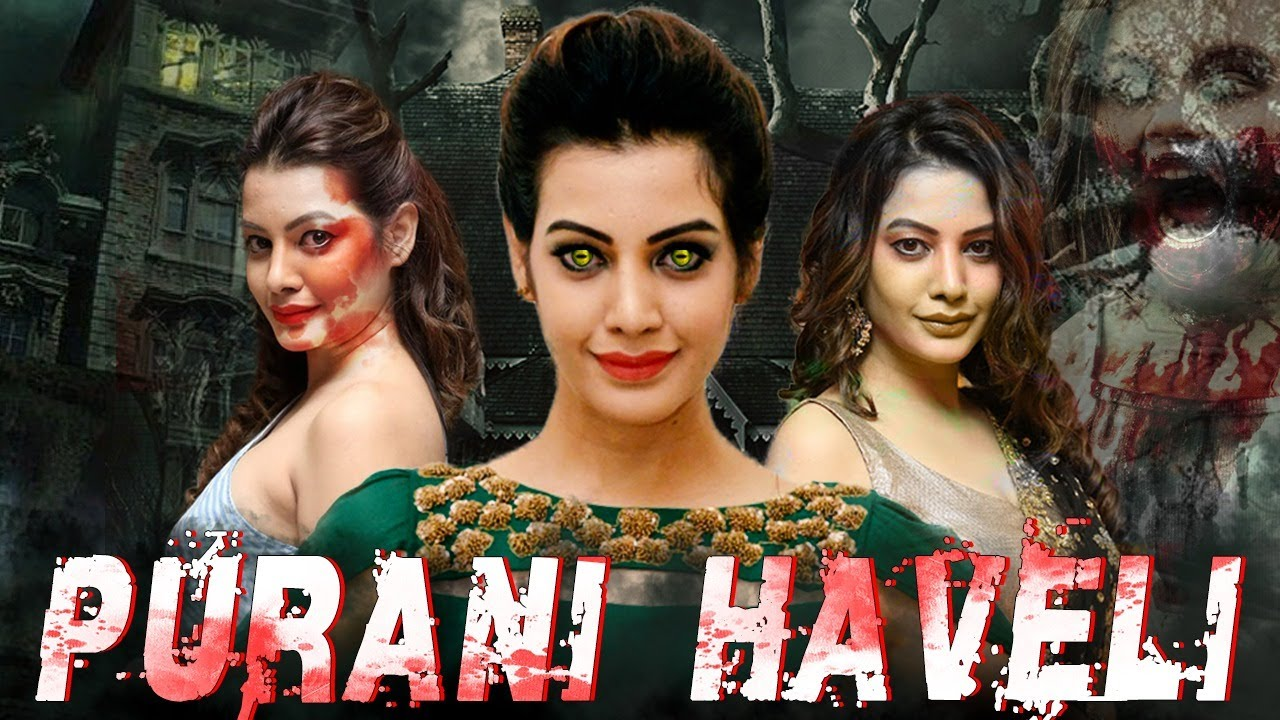 Purani Haveli Full Hindi Dubbed Horror Movie | South Indian Movies Dubbed in Hindi New