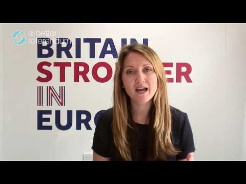 Britain Stronger in Europe on Social Policy