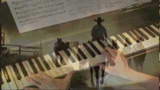 Shenandoah -- Piano