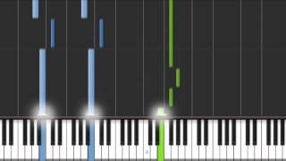 One Direction - Where do broken hearts go (Piano Tutorial)