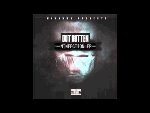 Dot Rotten - Shook one freestyle