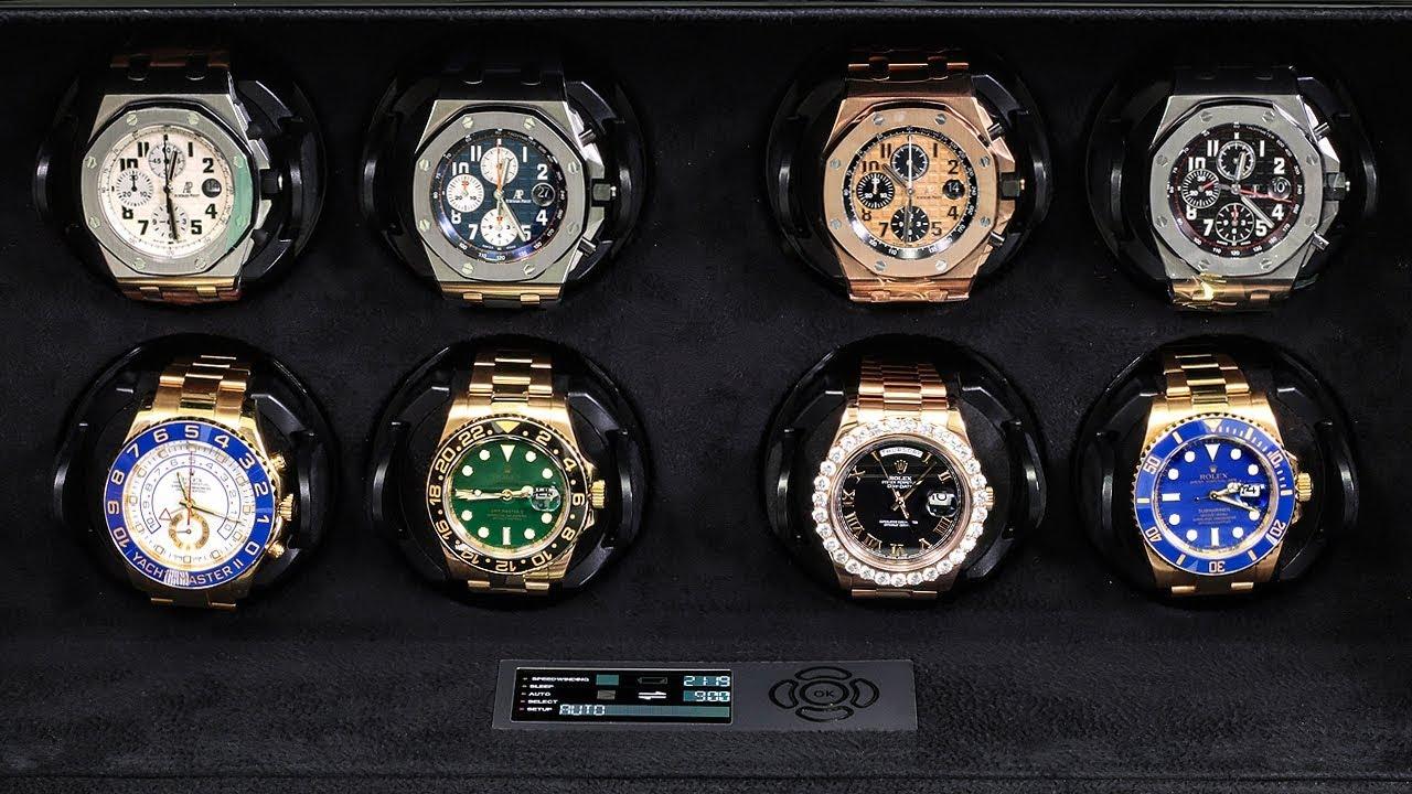 Do You Really Need A Watch Winder Featuring Buben Zorweg