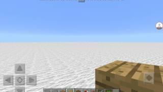 Как сделать инвентарь как на ПК в версии Minecraft (0.16.0-0.17.0)