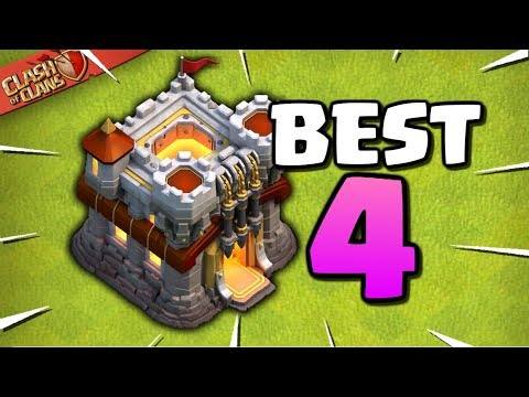 Top 4 BEST TH11 Attack Strategies For 3 Stars (Clash Of Clans)