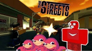 ROBLOX | The Streets | Do you know Da Wey?