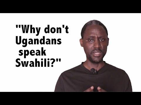 My Swahili journey and why Ugandans do not speak the language