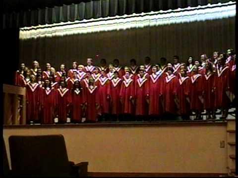 Hall High School October 2011 Concert (Part 7)