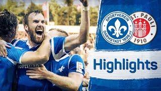 Darmstadt 98 | Highlights vom Heimsieg gegen St. Pauli