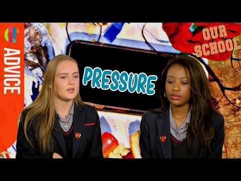 Our School students on... Pressure